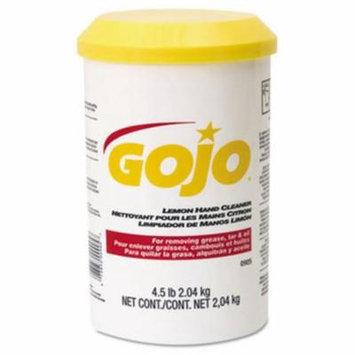 Go-Jo Industries 90506 Lemon Cream Hand Cleaner
