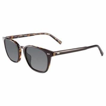 JOHN VARVATOS Sunglasses V604 UF Black Tortoise 52MM