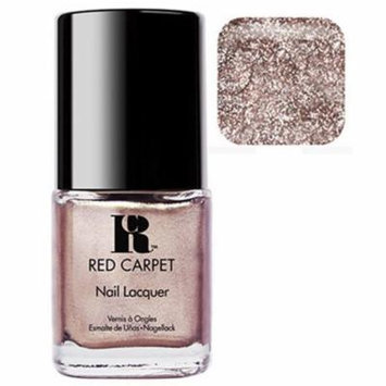 Red Carpet Manicure Mink Coat Glitter Nail Polish Lacquer - 15mL .3fl Oz