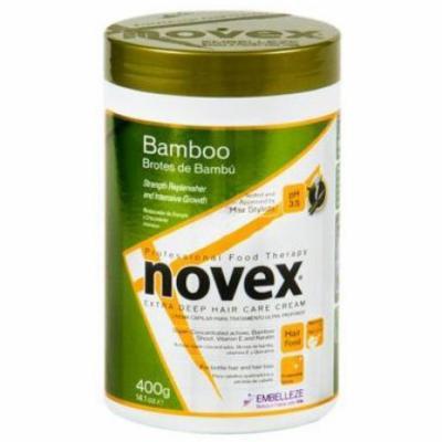 Novex Bamboo Deep Hair Care Cream 35.3 oz. (Pack of 2)