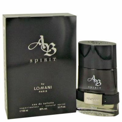 Lomani - AB Spirit Eau De Toilette Spray - 3.3 oz