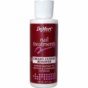 DeMert Nail Treatments Creamy Cuticle Remover 4 Oz.