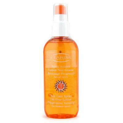 Clarins - Sun Care Spray Oil-Free Lotion Progressive Tanning SPF 15 (For Outdoor Sports) - 150ml/5.1oz