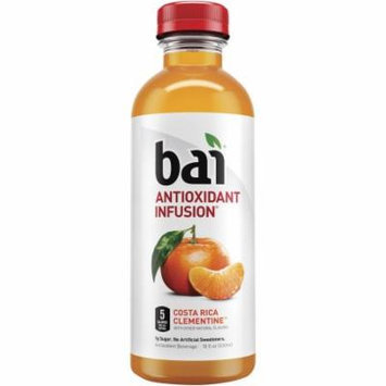 Bai Antioxidant Infusion Rainforest Antioxidant Beverage Variety Pack, 18 fl oz, 12 pack