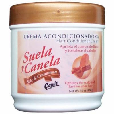 Capilo Suela Y Canela Treatment 16 oz. (Pack of 2)
