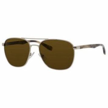 HUGO BOSS Sunglasses 0701/S 0H16 Dark Horn 57MM