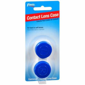 Flents Contact Lens Case - 1 each