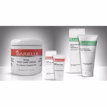 Barielle Deluxe 2-Piece Foot Treatment Cream Combo Pack - with Free Gift!