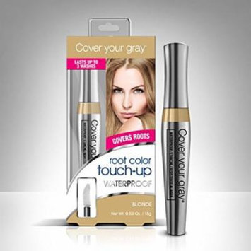 Cover Your Gray Waterproof Root Color Touch up - Blonde / Lt Brown (Pack of 4)