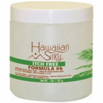 Hawaiian Silky Formula #6 Hair & Scalp 4 oz. (Pack of 6)