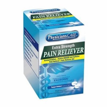 Pain Reliever, Tablet, PK50