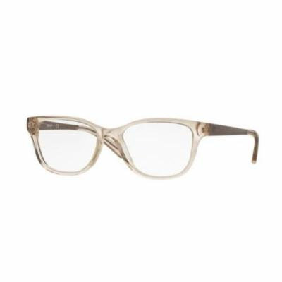 DKNY Eyeglasses DY 4672 3697 Beige Crystal/ Satin Tobacco 51MM