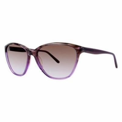 VERA WANG Sunglasses V417 Violet 57MM