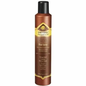 One N' Only Argan Oil Hair Spray 10 oz. (Pack of 6)