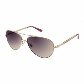 BCBGMAXAZRIA Sunglasses ENTHRALL Rose Gold 53MM
