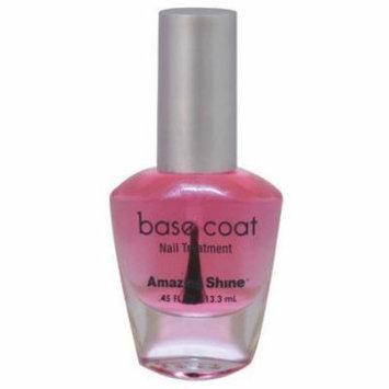 Amazing Shine Nail Treatment Base Coat .45 oz. (Pack of 6)