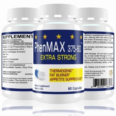 PhenMax375 Diet Pill