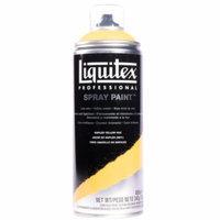 Liquitex Water Based Professional Spray Paint, 400 ml Aerosol Can, Naples Yellow