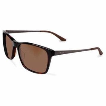 TUMI Sunglasses HELIX UF Tortoise 59MM
