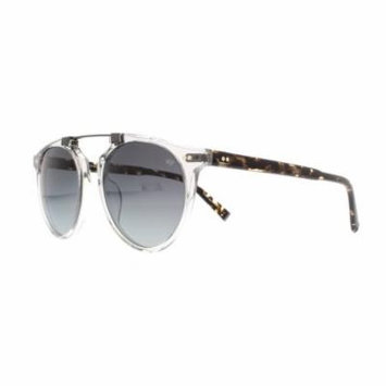 JOHN VARVATOS Sunglasses V602 UF Grey Crystal 52MM