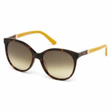TOD'S Sunglasses TO0174 52F Dark Havana 55MM
