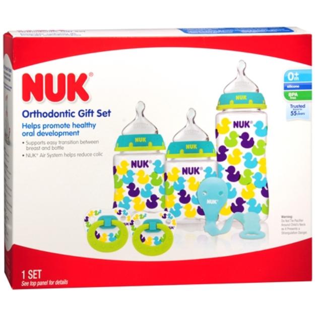 NUK Nuk Newborn Gift Set