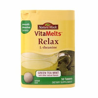 Nature Made VitaMelts Relax L-theanine 50mg