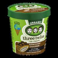 Three Twins Ice Cream Organic Bittersweet Chocolate