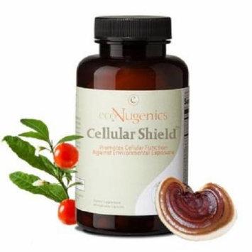 Econugenics Cellular Shield Veggie Capsules, 60 Count