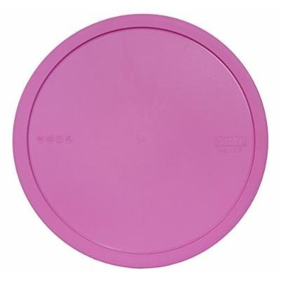Pyrex 326-PC Round 12-inch Dia. Pink 4-Quart (3.7L) Plastic Mixing Bowl Lid/Cover
