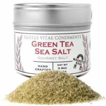 Gustus Vitae - Green Tea Sea Salt - 3.9 oz.