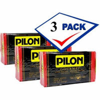 Pilon Gourmet Ground Coffee. 10 oz vac pack Pack of 3