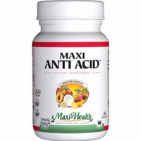 Maxi Anti Acid, 60-Count