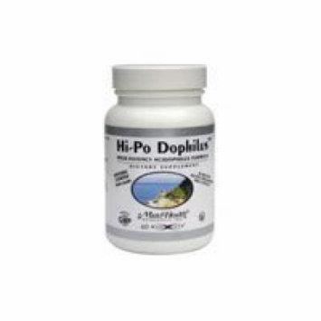 Maxi Health Kosher Vitamin Hi-Po Dophilus - 60 cap, 2 pack by MAXI HEALTH KOSHER VITAMINS