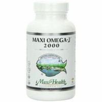 Maxi-Health Research Maxi Omega-3 2000 Fishoil