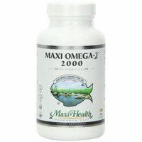 Maxi-Health Research Maxi Omega-3 2000 Fishoil