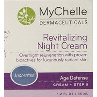 Mychelle Dermaceuticals MyChelle Revitalizing Night Cream, Unscented, 1.2-Ounce Jar