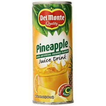 Del Monte® Sweetened Pineapple Juice Drink, Ounce