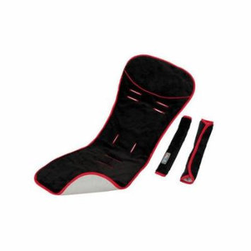 LulyBoo Comfy Ride Set Pad and Strap Covers