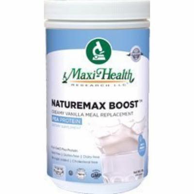 Maxi Health Naturemax Boost Pea Protein Vanilla Flavor - 1 LB by Maxi Health