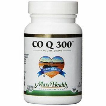 Maxi Co Q 300, Liquid Caps, 60-Count by Maxi