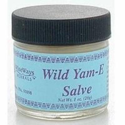 Wiseways - Herbal Salves, Wild Yam-E Salve, 1 oz