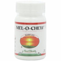 Mel-O-Chew, 100 Chewable Tablets (Pack of 2)