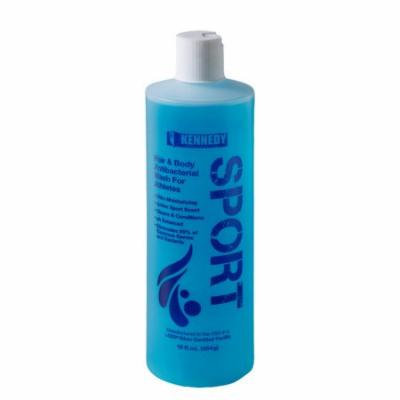 Kennedy SPORT Hair & Body Cleanser for Athletes-Antibacterial Cleanser