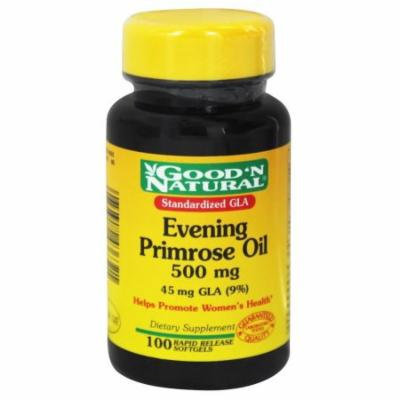 Good 'N Natural - Evening Primrose Oil 500 mg. - 100 Softgels