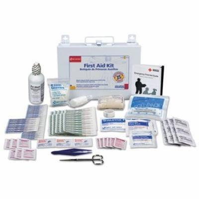 First Aid Only 224U First Aid Kit for 25 People, 106 Pieces, OSHA Compliant, Metal Case