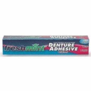 NEW WORLD Denture Adhesive Freshmint 2 oz. Cream (#DA2, Sold Per Piece)