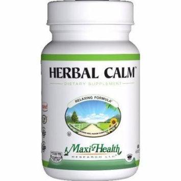 Maxi Herbal Calm, 60-Count