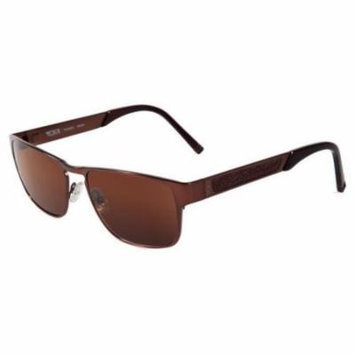 TUMI Sunglasses TALMADGE Brown 57MM