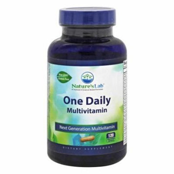 Nature's Lab - One Daily Multivitamin - 120 Vegetarian Capsules